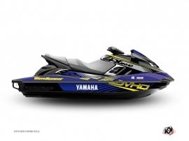 Kit Déco Jet Ski Flow Yamaha FX Jaune