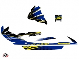 Kit Déco Jet-Ski Flow Yamaha FX Jaune