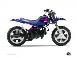Kit Déco Moto Cross Flow Yamaha PW 50 Rose