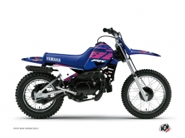 Kit Déco Moto Cross FLOW Yamaha PW 80 Rose