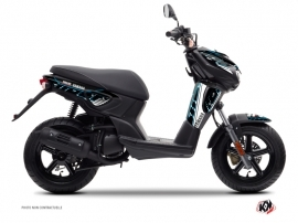 Kit Déco Scooter FLOW Yamaha Slider Bleu