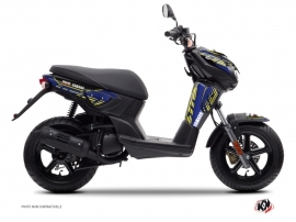Kit Déco Scooter Flow Yamaha Slider Jaune