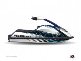 Kit Déco Jet Ski Flow Yamaha Superjet Bleu