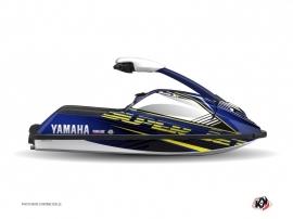 Kit Déco Jet Ski Flow Yamaha Superjet Jaune