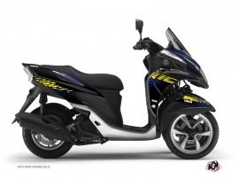 Kit Déco Maxiscooter Flow Yamaha Tricity Jaune