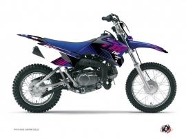 Kit Déco Moto Cross Flow Yamaha TTR 110 Rose