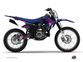 Kit Déco Moto Cross Flow Yamaha TTR 125 Rose