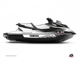 Kit Déco Jet-Ski Flow Yamaha VX Noir Blanc