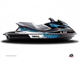Kit Déco Jet Ski Flow Yamaha VXR-VXS Bleu