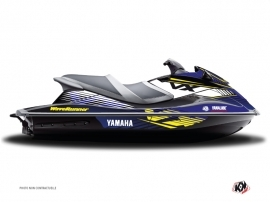 Kit Déco Jet Ski Flow Yamaha VXR-VXS Jaune