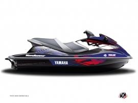 Kit Déco Jet-Ski Flow Yamaha VXR-VXS Rouge