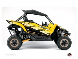 Yamaha YXZ 1000 R UTV Flow Graphic Kit 60th Anniversary