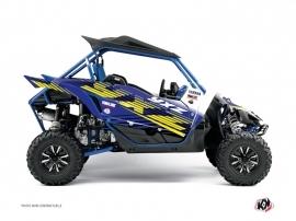 Kit Déco SSV Flow Yamaha YXZ 1000 R Jaune