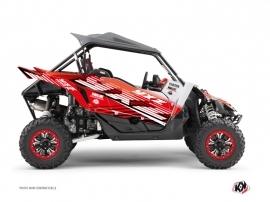 Kit Déco SSV Flow Yamaha YXZ 1000 R Rouge