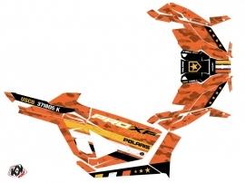 Kit Déco SSV Force Polaris RZR PRO XP Orange