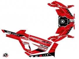 Kit Déco SSV Force Polaris RZR PRO XP Rouge