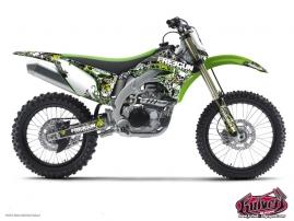 Kit Déco Moto Cross Freegun Kawasaki 125 KX
