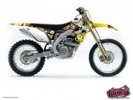 Kit Déco Moto Cross Freegun Suzuki 250 RM