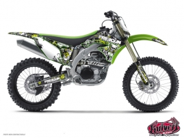 Kit Déco Moto Cross Freegun Kawasaki 250 KXF