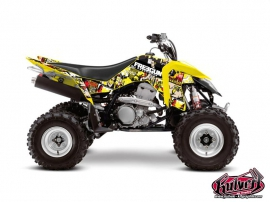 Suzuki 400 LTZ IE ATV Freegun Graphic Kit