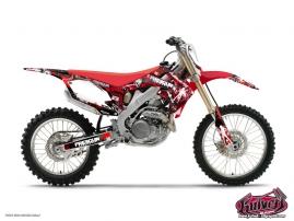 Kit Déco Moto Cross Freegun Honda 450 CRF