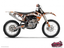 Kit Déco Moto Cross Freegun KTM 65 SX