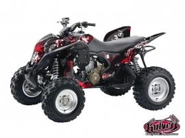 Honda 700 TRX ATV Freegun Graphic Kit