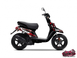 Kit Déco Scooter Freegun Attack MBK Booster