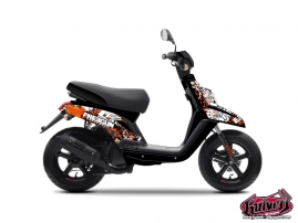 Kit Déco Scooter Freegun Yamaha BWS Carp
