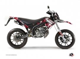Kit Déco 50cc Freegun Derbi DRD Xtreme Attack