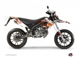Kit Déco 50cc Freegun Derbi DRD Xtreme Carp