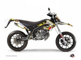 Derbi DRD Xtreme 50cc Freegun Freegunman Graphic Kit