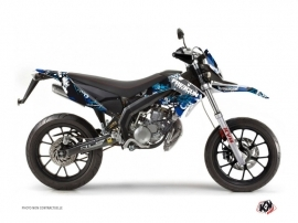 Derbi DRD Xtreme 50cc Freegun Headhake Graphic Kit