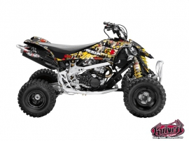 Can Am DS 450 ATV Freegun Graphic Kit