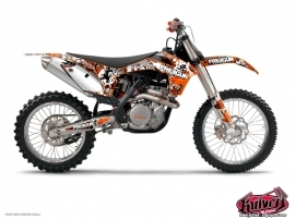 Kit Déco Moto Cross Freegun KTM EXC-EXCF