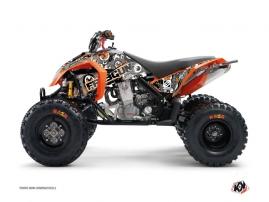 Kit Déco Quad Freegun Eyed KTM 450 - 525 SX Gris Orange