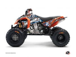 KTM 450-525 SX ATV Freegun Eyed Graphic Kit Orange