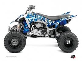 Kit Déco Quad Freegun Eyed Yamaha 450 YFZ R Bleu