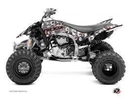 Kit Déco Quad Freegun Eyed Yamaha 450 YFZ R Rouge