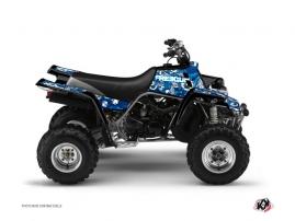 Kit Déco Quad Freegun Yamaha Banshee Bleu