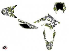 Derbi DRD Xtreme 50cc Freegun Eyed Graphic Kit Green