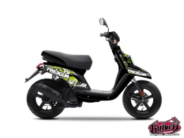 Kit Déco Scooter Freegun Yamaha BWS Firehead