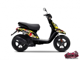 Kit Déco Scooter Freegun Freegunman MBK Booster