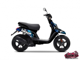 Kit Déco Scooter Freegun Headhake MBK Booster