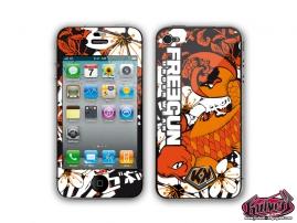Kit Déco iPhone 4 Freegun Carp