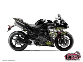 Kit Déco Moto Freegun Yamaha R1 FireHead