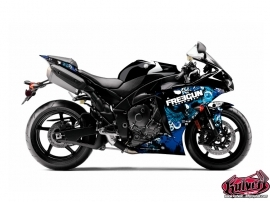 Kit Déco Moto Freegun Yamaha R1 Headhake