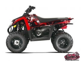 Kit Déco Quad Freegun Polaris Scrambler 500