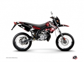 Derbi Xtreme / Xrace 50cc Freegun Attack Graphic Kit
