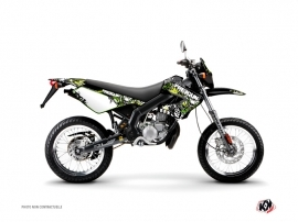 Derbi Xtreme / Xrace 50cc Freegun Firehead Graphic Kit